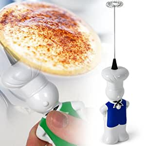 Kitsch'n'Fun - 'Mr Frothy' Drinks Frother