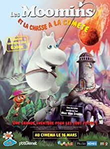 Moomins and the Comet Chase Poster Movie Affiche du film French 11 x 17 Inches - 28cm x 44cm