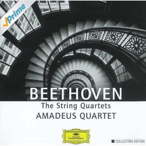 Beethoven: String Quartet No.1 in F, Op.18 No.1 - 3. Scherzo (Allegro molto)