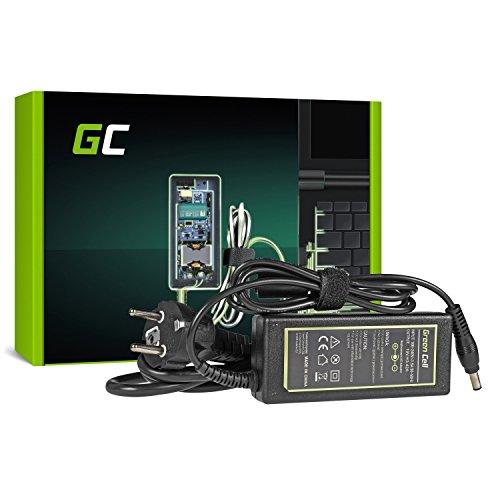 Green Cell Netzteil für ASUS R400 R505 R510 R510C R510CA R510CC R510L R510LB R510LC R513 R513C R556 R556L R556LD Laptop Ladegerät inkl. Stromkabel (Leistung: 19V 3.42A 65W)