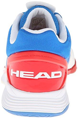 Head , Herren Tennisschuhe Blau / Weiß / Rot