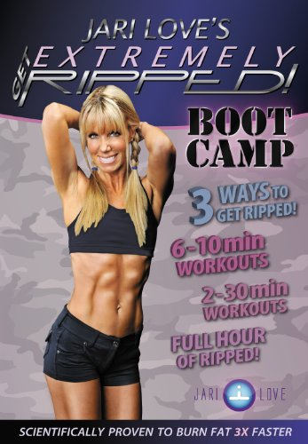 Get Extremely RIPPED! Bootcamp Top 10 workout! Women s Health (Top Womens Workout)