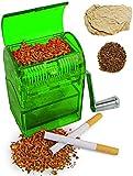 Powerfiller TABAKSCHREDDER für Tabakblätter Grinder Schredder Profi