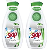 Skip Lessive Liquide Concentrée Ultimate Fresh Clean 1,4l 40 Lavages - Lot de 2