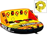 MESLE Tube Package Formula 3, mit 3P Schleppleine, Set, Towable-Couch, Fun-Tube,...
