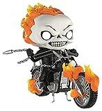 Funko Pop Rides: Marvel Classic Ghost Rider with Bike Figurine