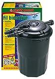 sera 08131 fil bioactive 12000 - der Druckfilter ist für alle Teiche bis 12.000 l geeignet und kann auch in Wasserfallsysteme von einem Teich integriert werden (inkl. 6 Liter sera siporax pond 25mm)