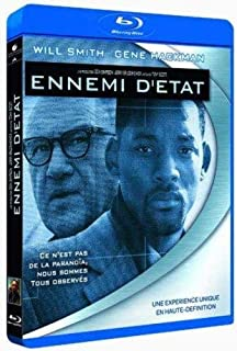 Ennemi d'état [Blu-ray] (B000O5B06Y) | Amazon price tracker / tracking, Amazon price history charts, Amazon price watches, Amazon price drop alerts