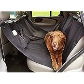 AmazonBasics Auto-Hängematte für Hunde, wasserabweisend