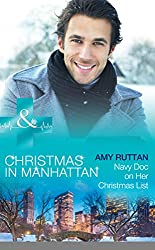 Navy Doc On Her Christmas List (Mills & Boon Medical) (Christmas in Manhattan, Book 6)