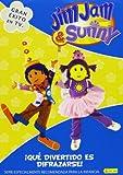 Jim Jam   Sunny Que Divertido Es Disfrazarse - Pck 4 [DVD]