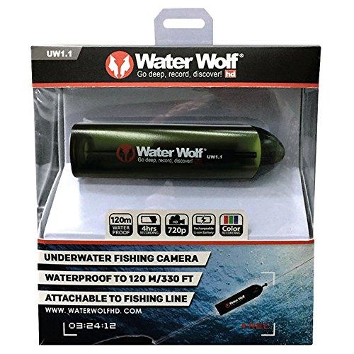 Water Wolf Camera Unterwasser HD, WA48879 (Wolf Unterwasser Kamera)