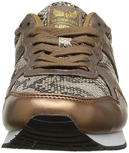 Kaporal - Jemma, Sneaker Donna Oro (Or (Bronze))