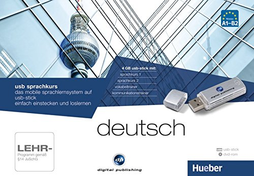 Interaktive Sprachreise: USB-Sprachkurs Deutsch