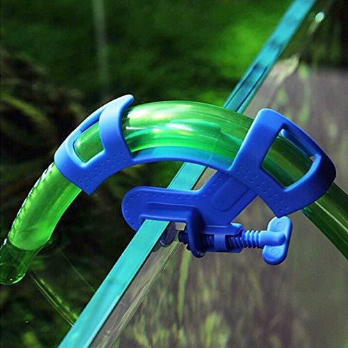 -Filtrations-Wasserschlauchhalter, lebende Pflanzen, Fische, Garnelen, Aquarium-Zubehör ()