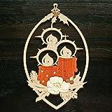 Fensterbild Original Erzgebirge Weihnachten Holz * viele verschiedene Motive * (Kerzen)