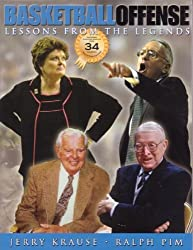 Basketball Offense: Lessons from the Legends by Ralph L. Pim (2005-08-15)