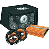 Raveland Car-HiFi-Set XAB-5000 MKII Orange Power