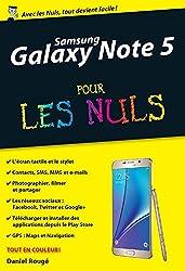 Samsung Galaxy Note 5 pour les Nuls poche