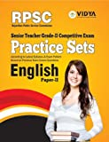 RPSC Senior Teacher Grade 2 Competitive Exam Practice Sets English (Paper 2)