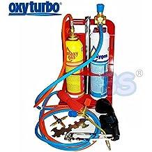 Stazione di saldatura autogena - Turbo set 90 - accessori compresi