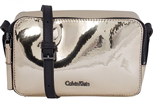Calvin Klein CK Zone Cross Bag S Light Gold