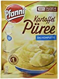 Pfanni Kartoffelpüree Das Komplette mit entrahmter Milch, 3 Portionen, 5er Pack