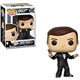 Funko Pop Movies: James Bond - Roger Moore Collectible Figure