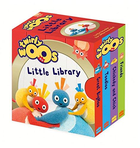 Twirlywoos Little Library (Twirlywoos) por Tom Jones