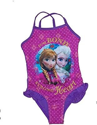 Frozen Bañador de 1 pieza, diseño de Frozen