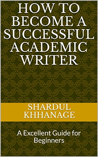 how to become an academic writer
