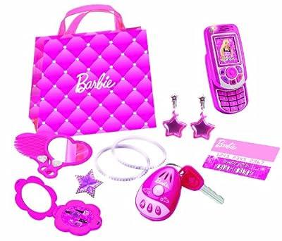 Lexibook RPB011 - Bolso de Barbie con accesorios [Importado de Alemania] de Lexibook