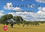 Extremadura - Unbekanntes Spanien (Wandkalender 2019 DIN A2 quer): Die Extremadura, das Herkunftsland der spanischen Konquistadoren, verzaubert Sie ... 14 Seiten ) (CALVENDO Orte) - CALVENDO
