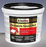 Flüssigfolie Spezial HLZ 12 kg Dichtfolie Abdichtung Balkon Bad Dusche Küche