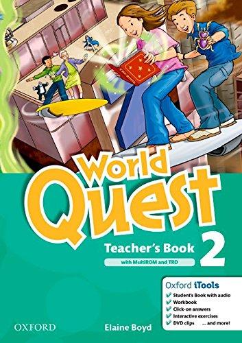 World Quest 2: Teacher's Book Pack