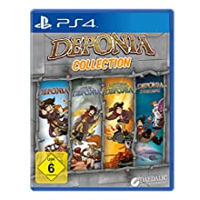 Deponia Collection (PS4 Deutsch)
