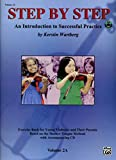Step by Step: An Introduction to Successful Practice: Violin
