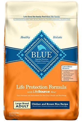 Blau Buffalo Life Schutz Trockenfutter für Erwachsene Hunde