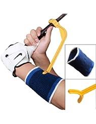 Andux entrenamiento de swing de Golf ángulo mejora JZQ-02