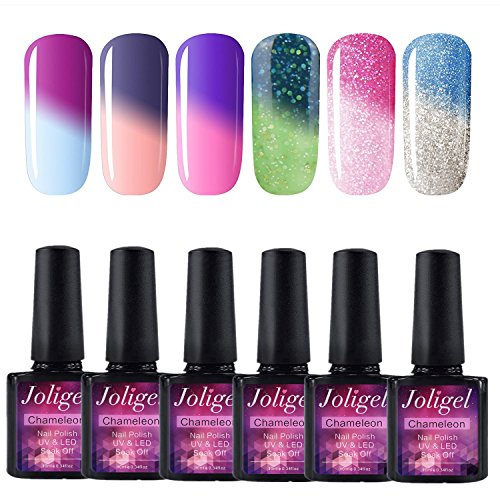 Joligel UV LED Esmalte Uñas Gel Kit