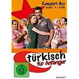 Türkisch für Anfänger - Komplettbox, Staffel 1, 2 & 3