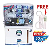 Aquagrand+ Water Purifier RO+UV+UF+TDS with Free Original Pre Filters Set 12 LTR