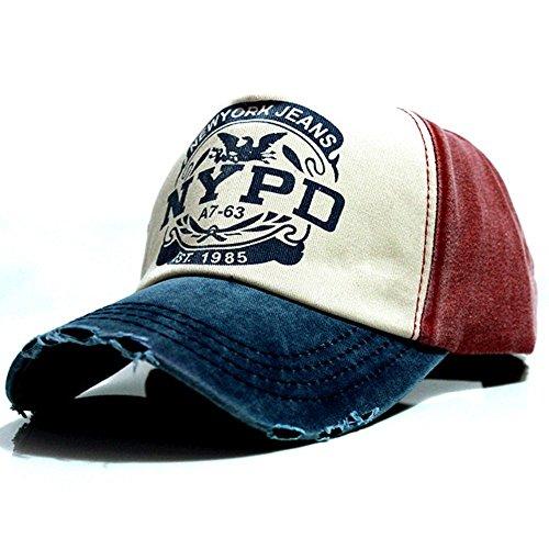 Pasabideak youarebb Unisex Baseball Cap Baumwolle Verstellbare Kappe Kantenschliff Do Old Hat