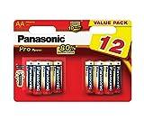 Panasonic 3416 Pro Power Batterie LR06 AA Mignon