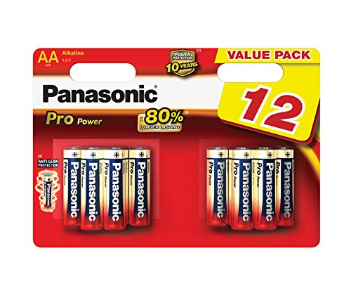 Panasonic 3416 Pro Power Batterie LR06 AA Mignon