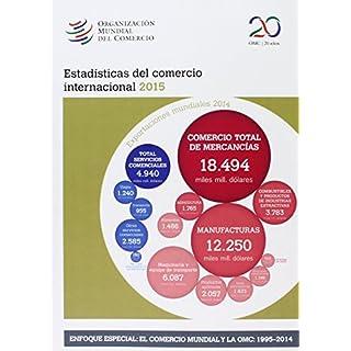 Estadísticas del Comercio Internacional 2015
