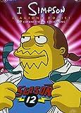 I Simpson - Stagione 12 [4 Dvd] (Cofanetto da collezione)