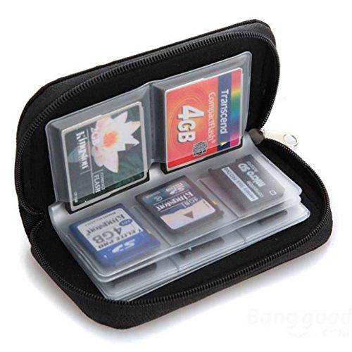 Karten-Speicher-Mappen-Kasten-Beutel-Halter SD Micro Mini 22 Slots Camera Phone (Tm-karte Sd)