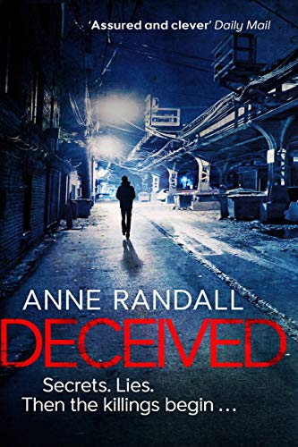 Deceived (Wheeler and Ross Book 4) (English Edition) (Randall Anne)