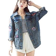 Suchergebnis auf f r jeansjacke damen oversize for Jeansjacke oversize damen